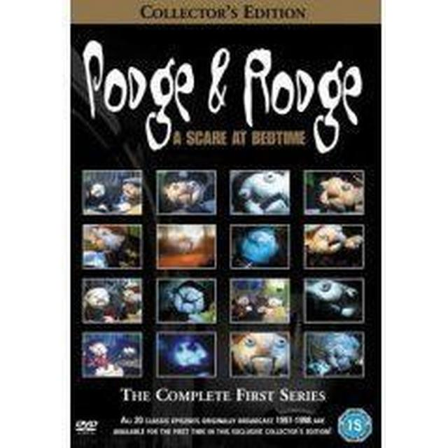 Podge and Rodge - The Complete First Series 'A Scare At Bedtime' Collector's Edition [DVD]